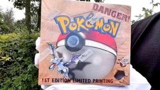 Pokemon card set