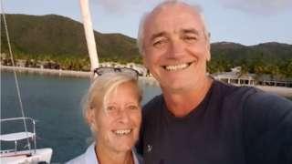 Lynda and Steve Dalgleish