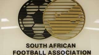 The South African Football Association logo
