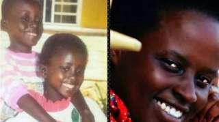 Amwe mu mafoto Grace yakoreshaga mu gushakisha ko hari uwabona basa akaba yamumanye