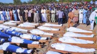 Boko Haram attack: Borno Rice farmers murder, village victims of decapitation