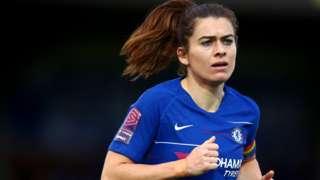 Chelsea's Karen Carney