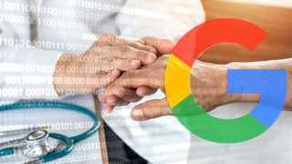Google data