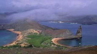 Bartholomea Island, Galapagos Islands, Ecuador