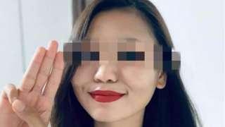 Red Lip stick campaign