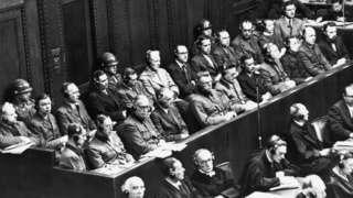 El Juicio de los Médicos, en Núremberg, diciembre de 1946