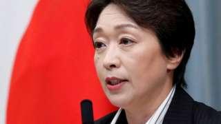 "Japan""s Olympics Minister Hashimoto"