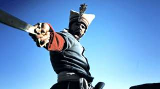 Отомански војник