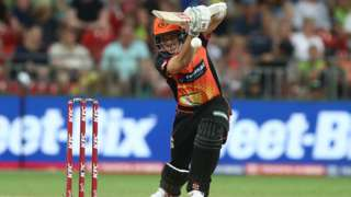 Perth Scorchers' Michael Klinger