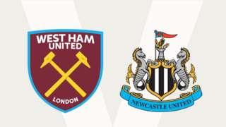West Ham Newcastle
