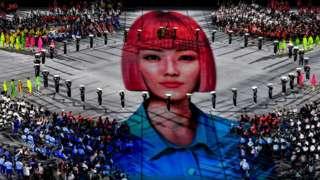 Церемония закрытия Паралимпиады в Токио