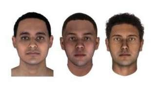 Лица египетских мумий