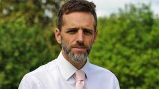 Colin Cox, Cumbria's director of public health