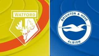 Watford v Brighton