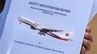 Final report into the mystery of Malaysia Airlines flight MH370 disappearance