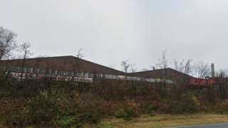 the plant in Ebbw Vale