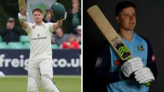 Worcestershire lost Joe Clarke (left) to Nottinghamshire at the end of the 2018 season, a year after losing Tom Kohler-Cadmore to Yorkshire