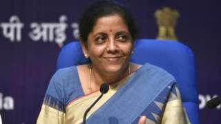 निर्मला सीतारमण, बैंकों का विलय, वित्त मंत्री, भारतीय अर्थव्यवस्था