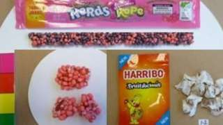 Cannabis sweets