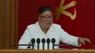 김정은 북한 국무위원장이 지난해 8월 19일 노동당 중앙위원회 제7기 제6차 전원회의를 열고 2021년 1월 8차 당대회를 개최하기로 결정했다