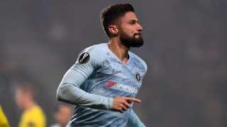 Chelsea's Olivier Giroud