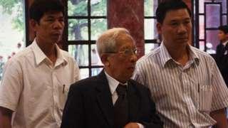 Ông Trần Quốc Hương, ảnh chụp năm 2010
