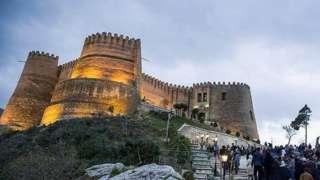 قلعه تاریخی فلکالافلاک