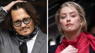 Depp and Heard