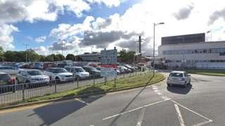 Ysbyty Gwynedd, Bangor