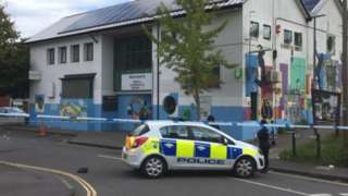 Easton Community Centre stabbing