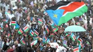 Uhuru wa sudani kusini