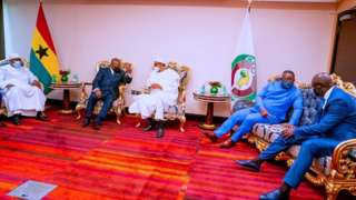 """""""Ecowas summit 2021"""": [Ghana Accra agenda for 59th Ordinary Session of ECOWAS Authority of Heads of States and Governments]"""