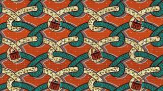 design from Ghana Textiles Printing