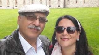 Anoosheh Ashoori and Sherry Izadi
