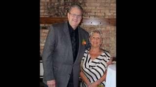 Carol ve Mike Bruno çifti