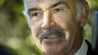 Sean Connery in 2004