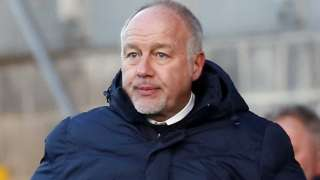 Torquay manager Gary Owers