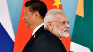 Xi y Modi