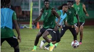 Nigeria vs Sierra Leone: