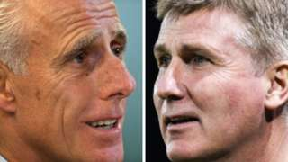 A succession process will see Stephen Kenny taking over as Republic boss from Mick McCarthy after the conclusion of the team's Euro 2020 campaign