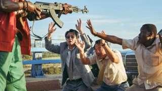 "Sawir laga soo jaray filimka ""Escape from Mogadishu"""
