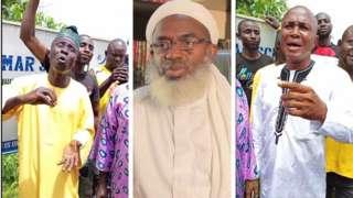 Awọn eeyan ilu Igboho ati Sheikh Gumi