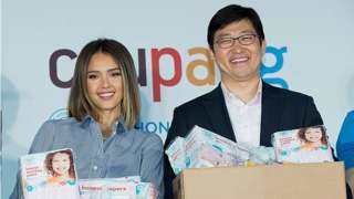 E-commerce giant Coupang listed its shares on the New York Stock Exchange.