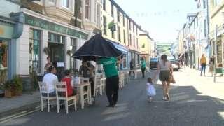 Mikey's Cafe, Aberystwyth