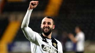 Summer signing Connell Rawlinson had not scored since November 2018 - for his previous club Port Vale