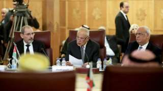 احمد ابوالغیط، دبیر کل اتحادیه کشورهای عرب طرح صلح دونالد ترامپ را محکوم کرد