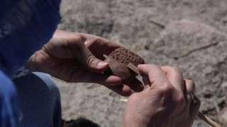 Tablet tanah liat