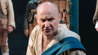 Mark Gatiss in The Madness of George III
