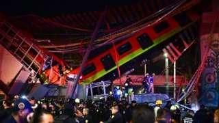 meksika metro kazası