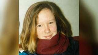 Jaime Ann Cheesman circa 1992